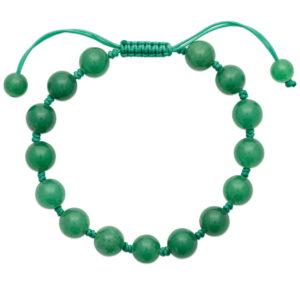 Bracelet Shamballa Aventurine