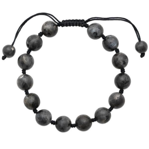 Bracelet Shamballa Labradorite