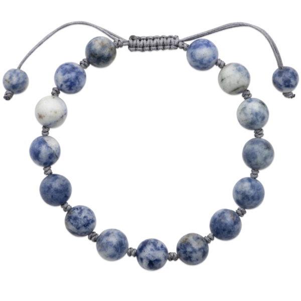 Bracelet Shamballa Sodalite