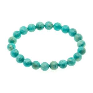 Bracelet Amazonite 8 mm