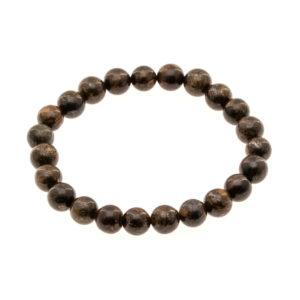 Bracelet Bronzite 8 mm