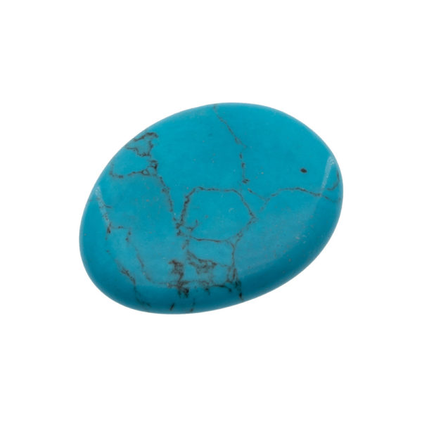 Galet Howlite Turquoise