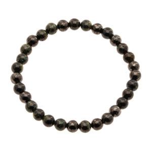 Bracelet Malachite Azurite 6mm