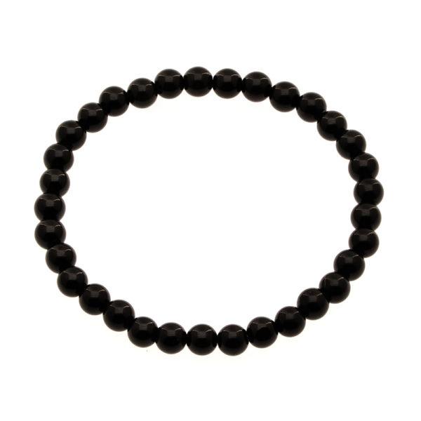 Bracelet Tourmaline Noire 6mm A