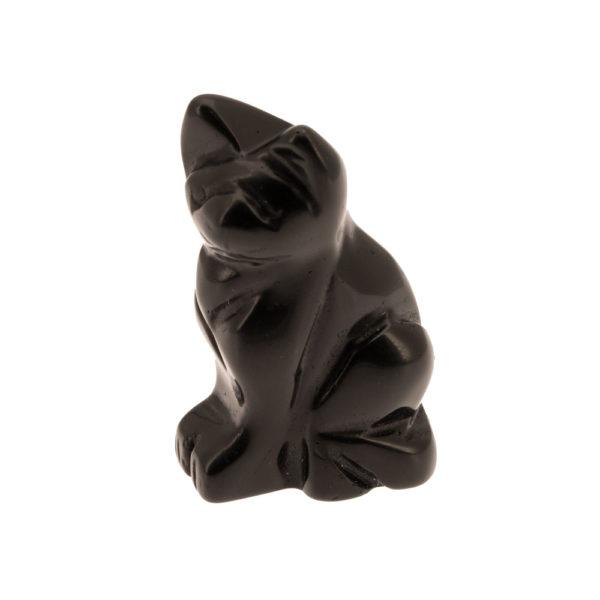 Chat en Obsidienne Profile