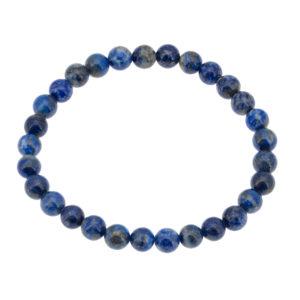 Bracelet Lapis Lazuli A 6mm