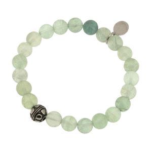 Bracelet Bien Etre Fluorite Verte
