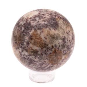 Sphère en Lépidolite